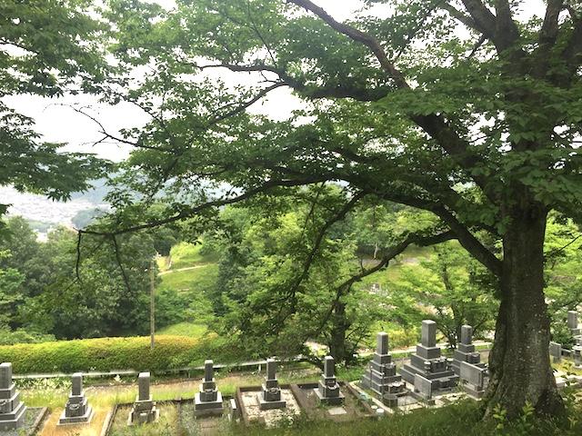 広島市営高天原墓園05