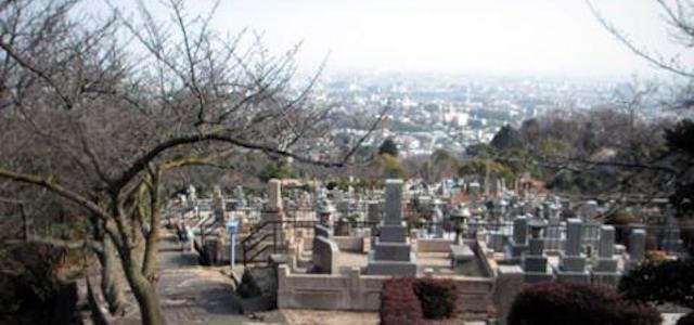 芦屋市霊園墓地02
