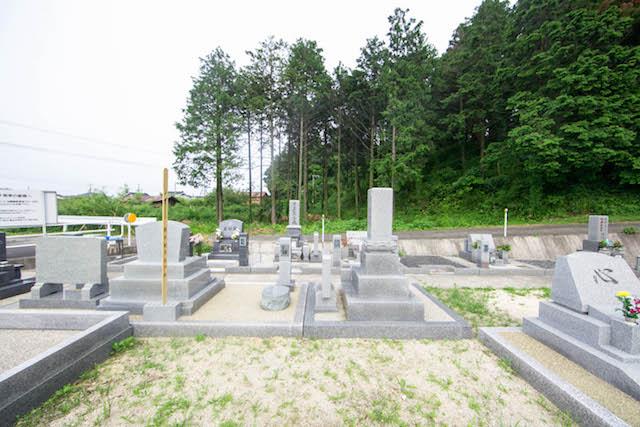 メモリー上下墓園06