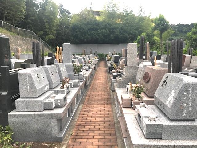 藤沢城南霊園05