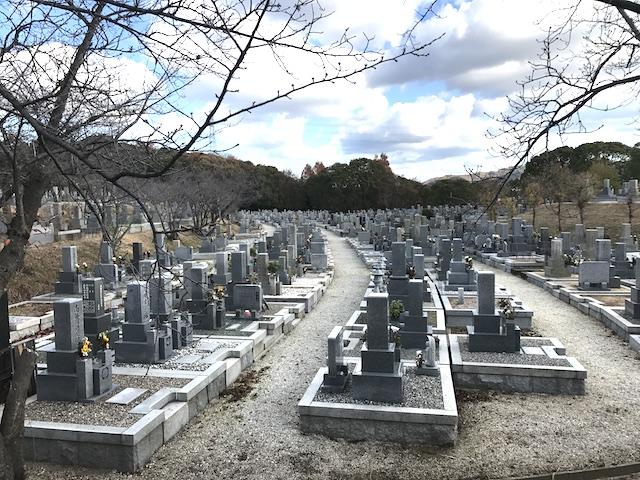 岸和田市墓苑(流木墓苑)00