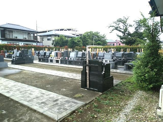 二度栗山墓苑05