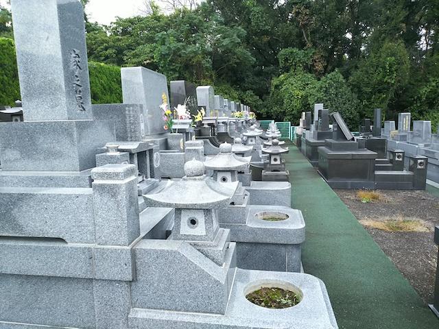 熊本市営浦山墓園02