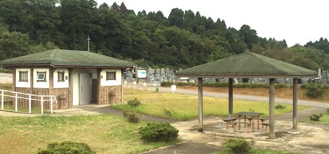 かほく市営 宇ノ木墓地公園05