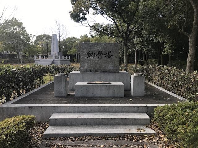 岸和田市墓苑(流木墓苑)07