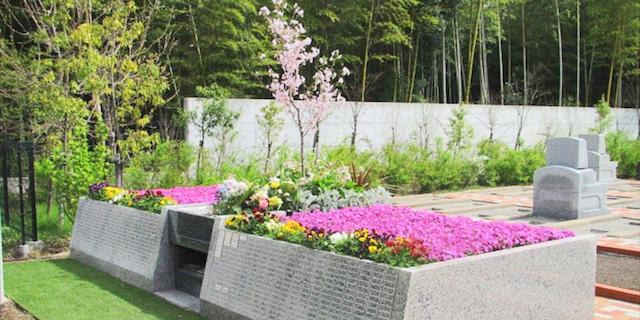 都築まどか霊園樹木葬墓フロール01