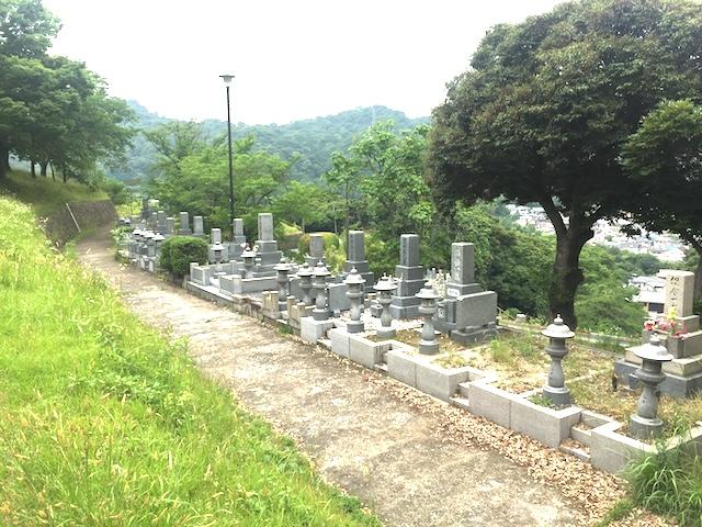 広島市営高天原墓園04