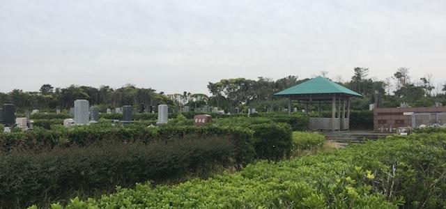 神栖市営海浜公園墓地05