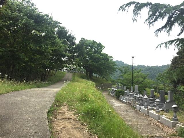 広島市営高天原墓園03