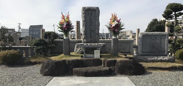 瓜破霊園03