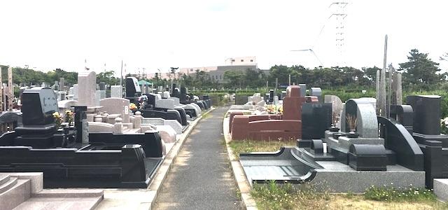 神栖市営海浜公園墓地03