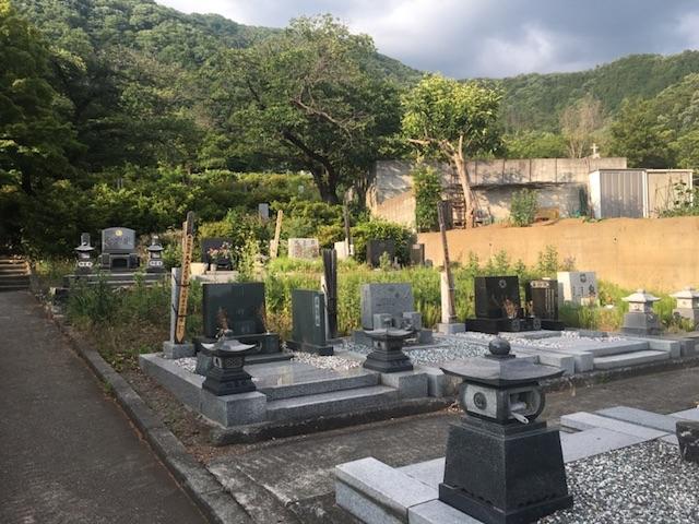 甲府市つつじが崎霊園05