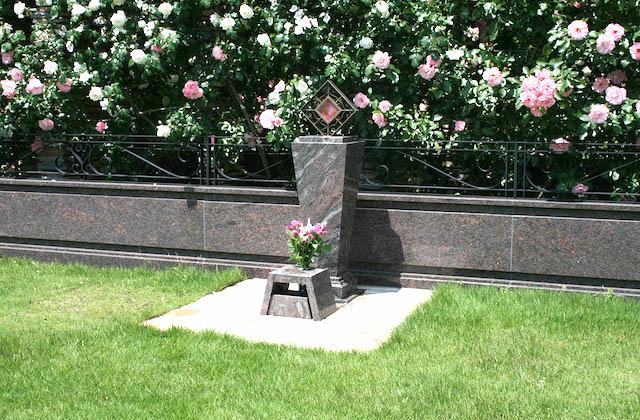 花小金井ふれあいパーク07永代供養墓集合墓「和」