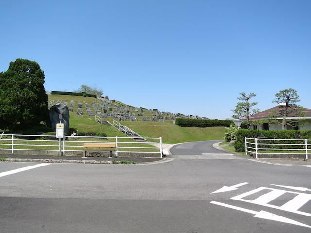 松江市公園墓地05