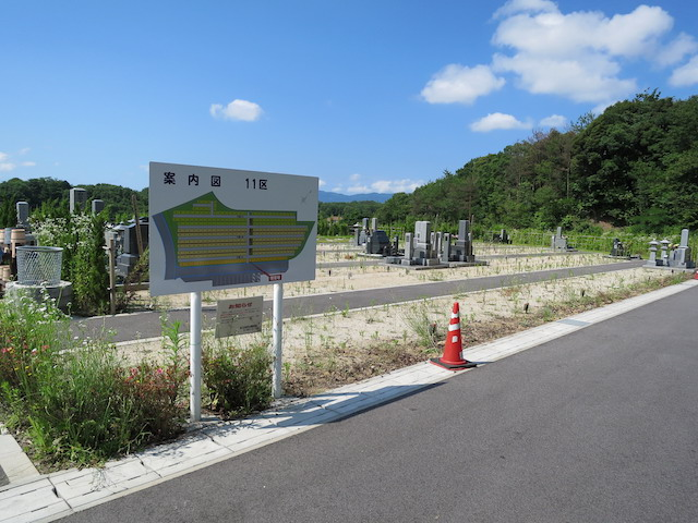 松江市公園墓地03
