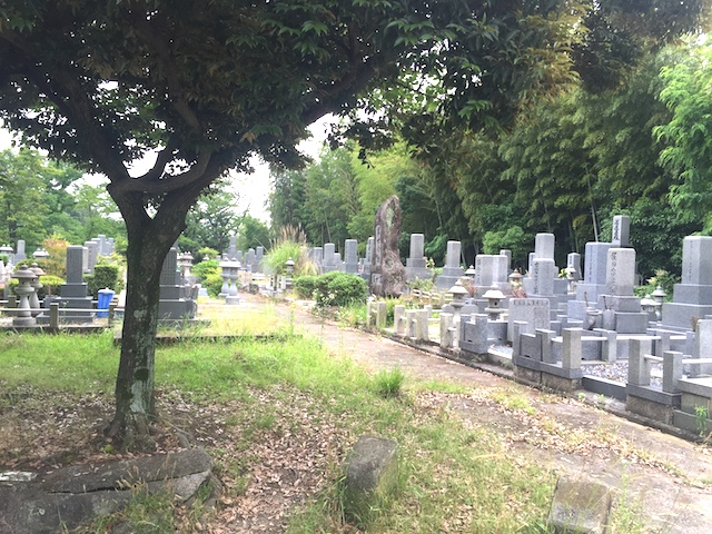 広島市営高天原墓園07