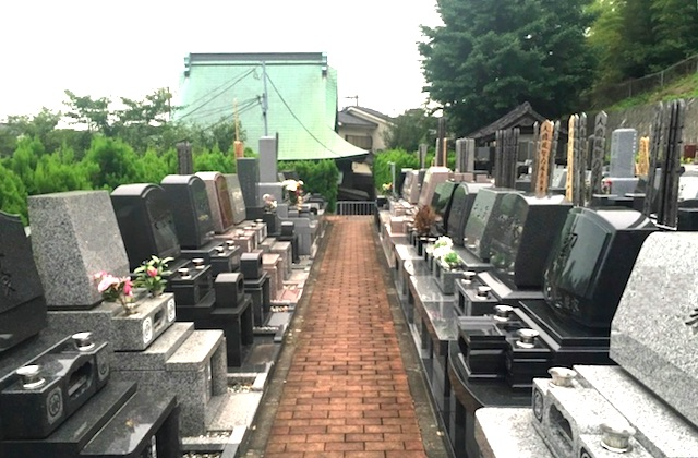 藤沢城南霊園03