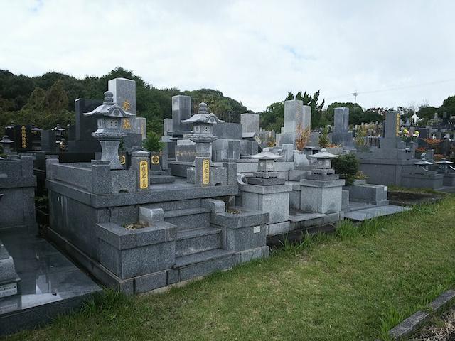 熊本市営浦山墓園03