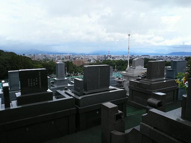 熊本市営浦山墓園04