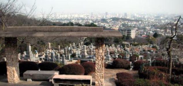 芦屋市霊園墓地06