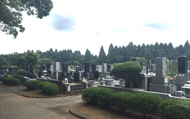 千葉市営平和公園墓地04