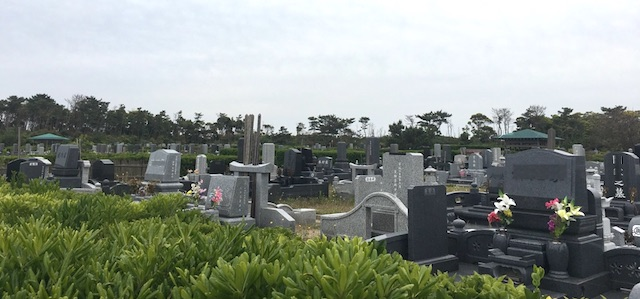 神栖市営海浜公園墓地04