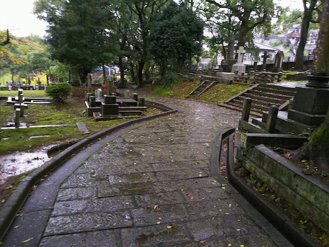 長崎市営坂本国際墓地03
