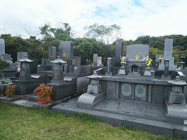 熊本市営浦山墓園05