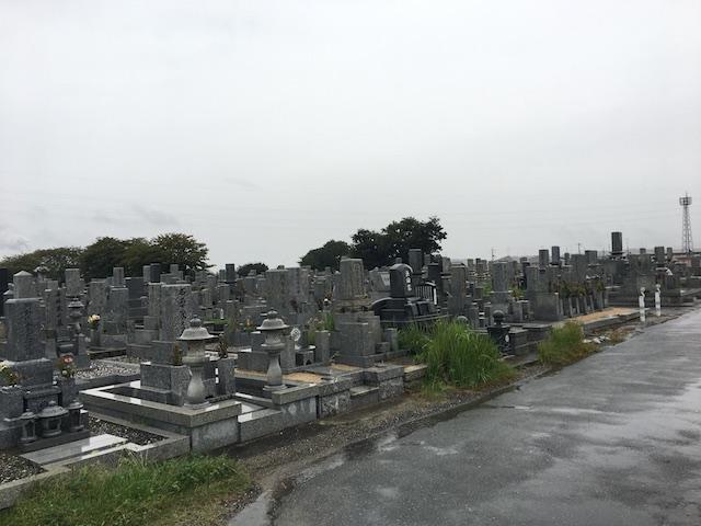 宇部市営源山墓地02