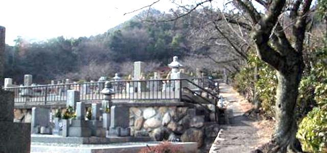 芦屋市霊園墓地04