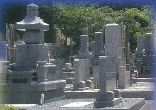 天寧寺墓苑1
