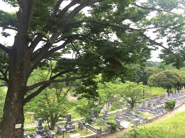 広島市営高天原墓園06