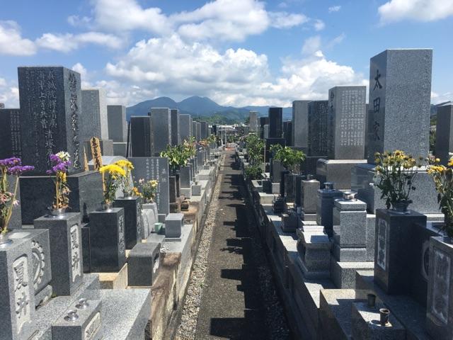 静岡市営愛宕霊園03