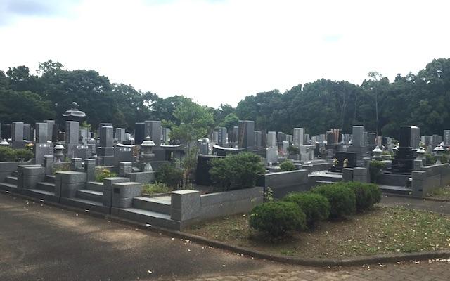 千葉市営平和公園墓地05