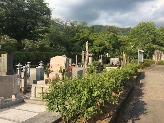 甲府市つつじが崎霊園06