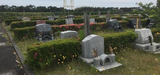 神栖市営海浜公園墓地06