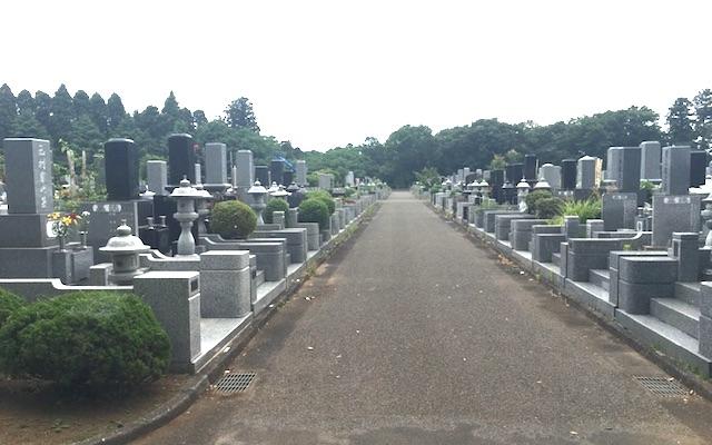千葉市営平和公園墓地03