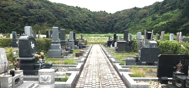 鹿嶋市営とよさと霊園02