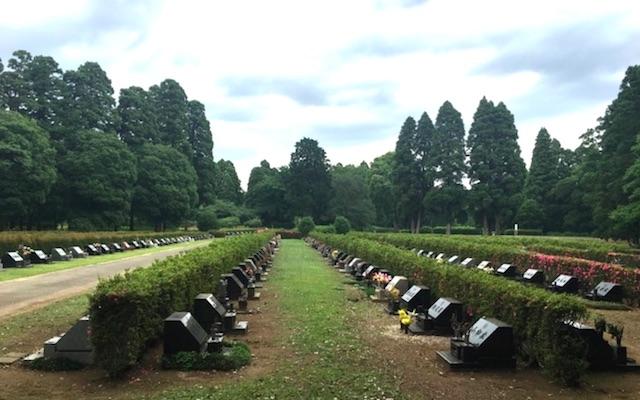 千葉市営平和公園墓地02