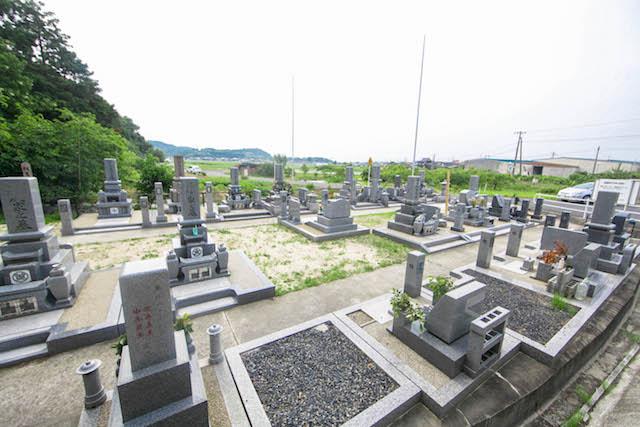 メモリー上下墓園05