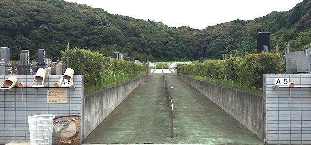 鹿嶋市営とよさと霊園03