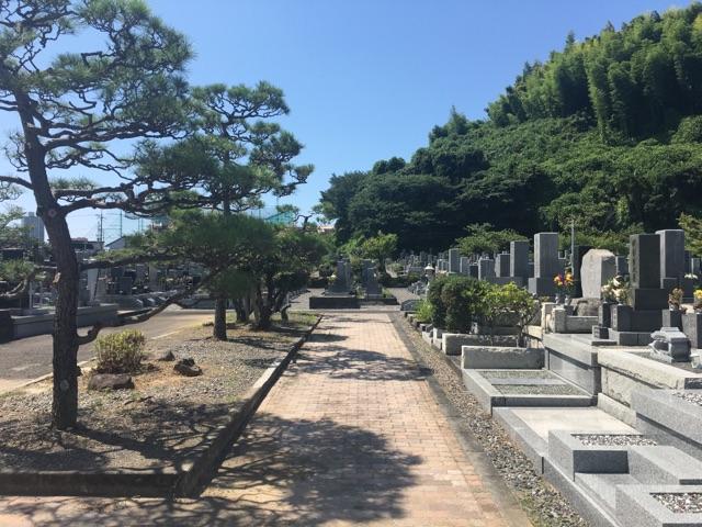 静岡市営愛宕霊園02