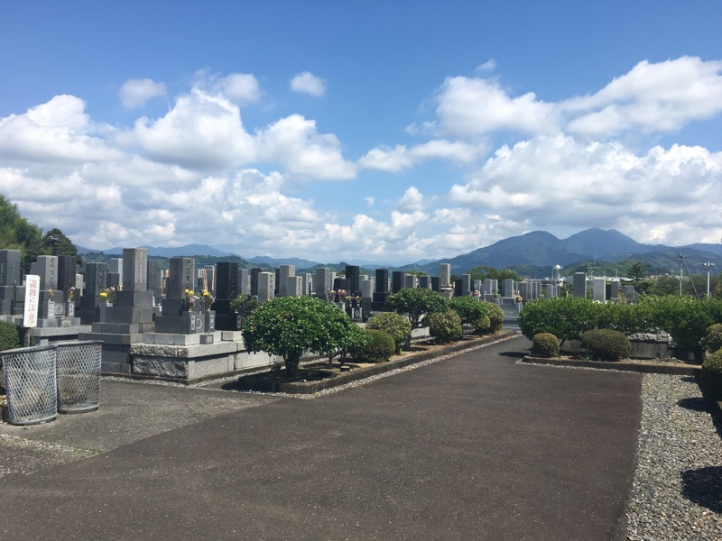 静岡市営愛宕霊園04