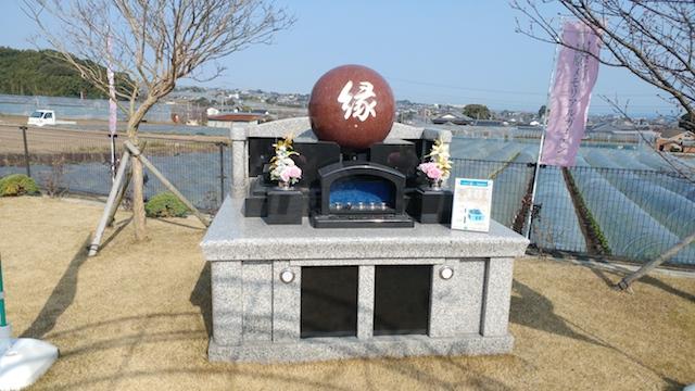 島原メモリアルガーデン集合納骨堂【縁】‐永代供養墓全体01