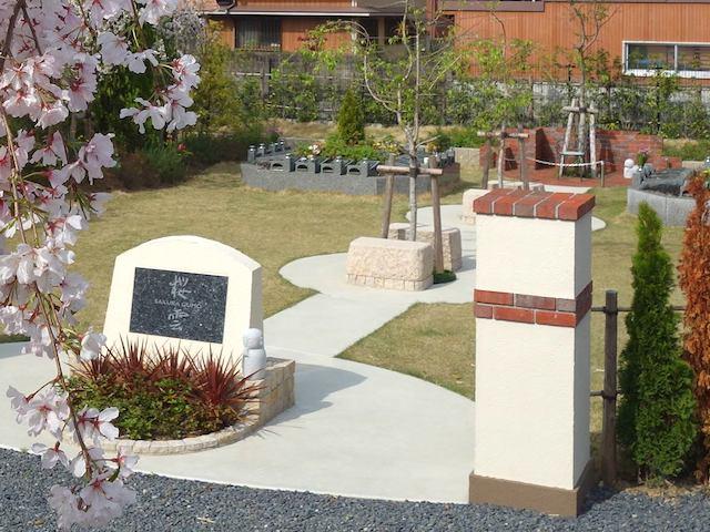 樹木葬「桜雲(さくらぐも)」07