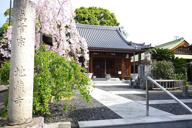 樹木葬「桜雲(さくらぐも)」寺院入口