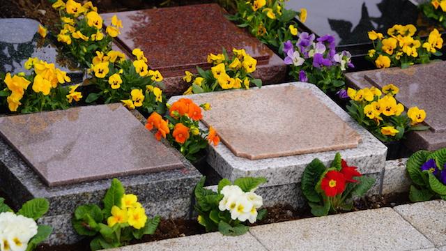 やすらぎの花の里 所沢西武霊園−一般区画(憩いこい)02