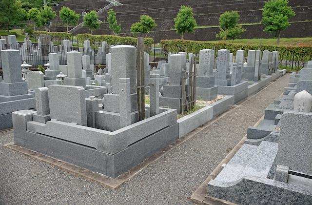 宇治市営天ヶ瀬墓地公園ー06b