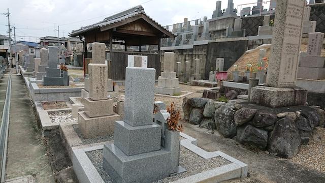 赤坂共同墓地-霊園5