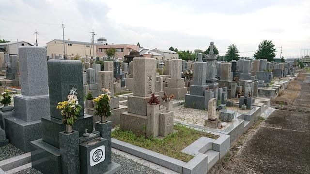 大和高田市営材木町市営墓地-霊園06